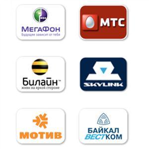 Операторы сотовой связи Айкино