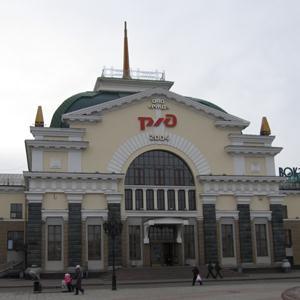 Железнодорожные вокзалы Айкино