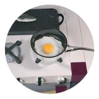 Караоке бар Встреча - иконка «кухня» в Айкино